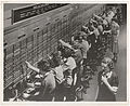 Photograph of Women Working at a Bell System Telephone Switchboard (3660047829).jpg