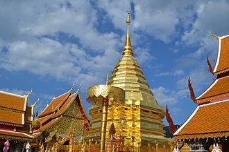 Wat Phra That Doi Suthep - Stupa, Doi Suthep