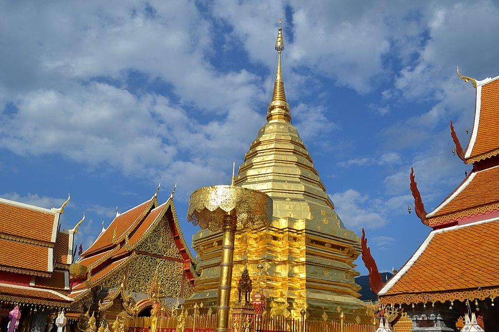 Phra That Doi Suthep 01