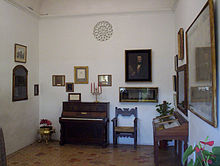 photo : piano de Chopin à Valldemossa