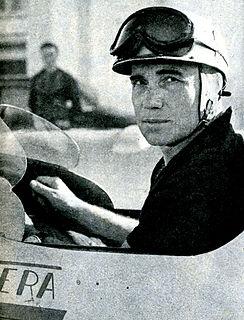 Piero Taruffi racecar driver