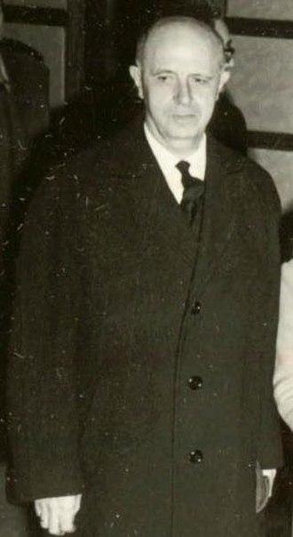 Pierre Harmel - Pierre Harmel in 1967