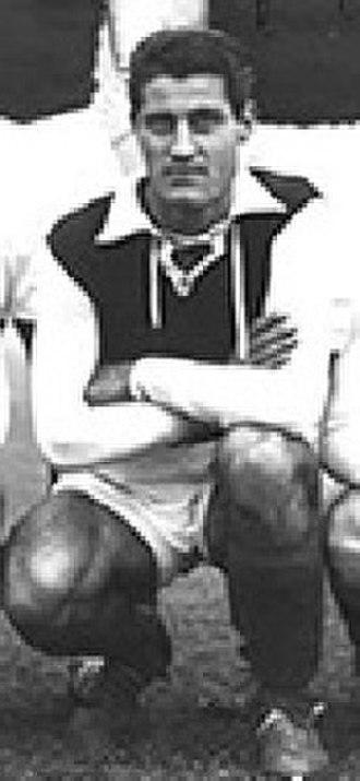 Pierre Sinibaldi - Image: Pierre Sinibaldi en 1948 (Stade de Reims)