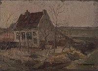 Piet Mondriaan - House in the countryside - A161 - Piet Mondrian, catalogue raisonné.jpg