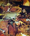 Pieter Bruegel the Elder- The Triumph of Death. Detail 5.JPG