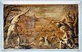 Pietro Candido e altri, monocromi della cappella dei pittori 05.JPG