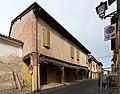 Pieve di Cento tre mesi dopo il terremoto, la casa medievale di via San Carlo ha resistito. - panoramio.jpg