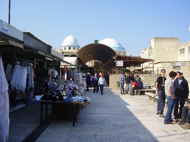 קבר רבי מאיר בעל הנס בטבריה