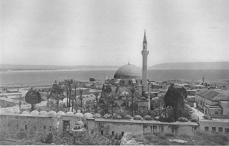 מסגד אל ג'אזר בעכו