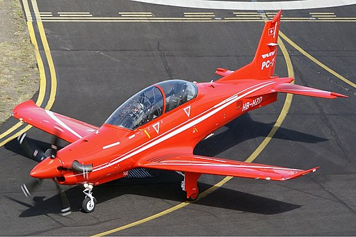 Pilatus PC-21 Point Cook Vabre