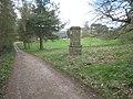 Pillar at Shirley Park Farm - geograph.org.uk - 1240890.jpg