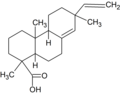Pimaric acid (diterpenoid).tif