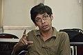 Pinaki Biswas Talks - West Bengal Wikimedians Strategy Meetup - Kolkata 2017-08-06 1666.JPG