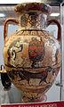 Pittore di timiades, anfora tirrenica con animali, figure mitologiche e scene erotiche, da tharros (cabras), 570-60 ac ca. 01.JPG