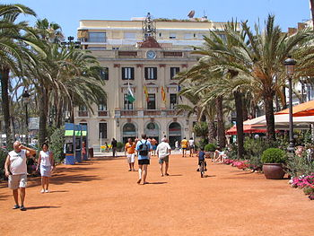Place lloret de mar