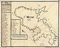 Plano de la Ysla Martinica - una de la de Barlovento situado el puerto de Fuerte Nal en la latd. de 14 gs. 36 m. N. y en la longd. de 316 gs. 14 m. segn. el meridiano de Thenerife. LOC 90683847.jpg