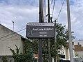 Plaque Rue Lucie Aubrac - Noisy-le-Sec (FR93) - 2021-04-16 - 2.jpg