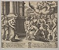 Plate 2- the people rendering divine honors to Psyche, from 'The Fable of Psyche' MET DP824492.jpg