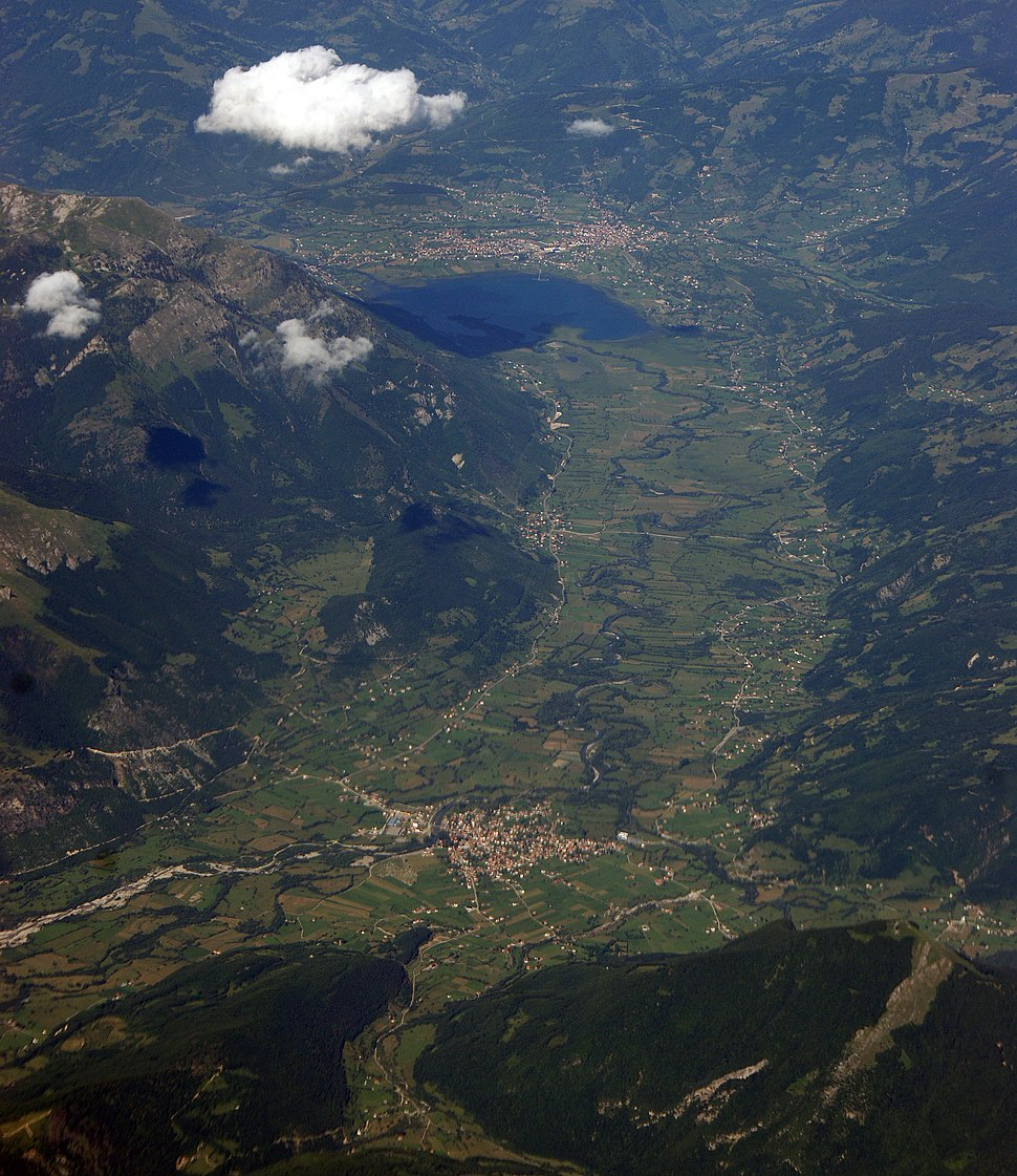 Plav from Air