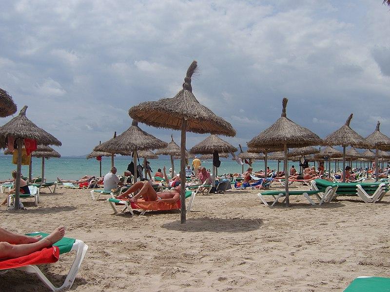 File:Playa de Palma Mallorca 2008 13.JPG