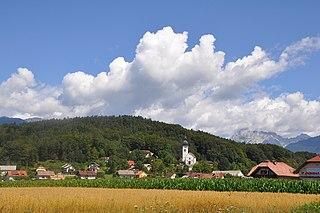 Podgorje, Kamnik Place in Upper Carniola, Slovenia