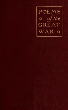 Poems of the Great War - Cunliffe.djvu