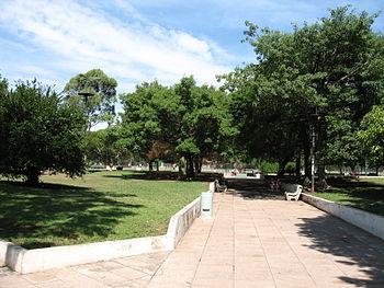 Polideportivo Villa Devoto