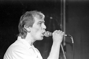 Polle Eduard - Polle Eduard in 1987.