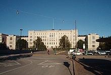 Teknillinen korkeakoulu – Wikipedia