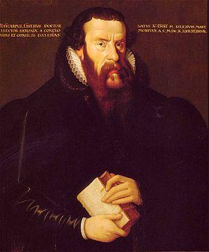 Polykarp Leyser the Elder - Polykarp Leyser the Elder, 1602