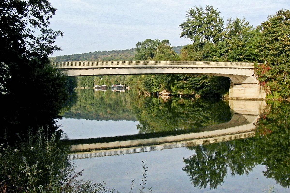 Pont de luzancy wikip dia - Son et video champigny sur marne ...