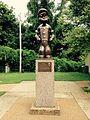 Popeye Statue, Segar Park, Chester Bridge, Chester, Illinois.jpg