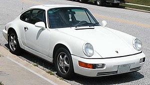 Porsche 964 - Porsche 964 Carrera