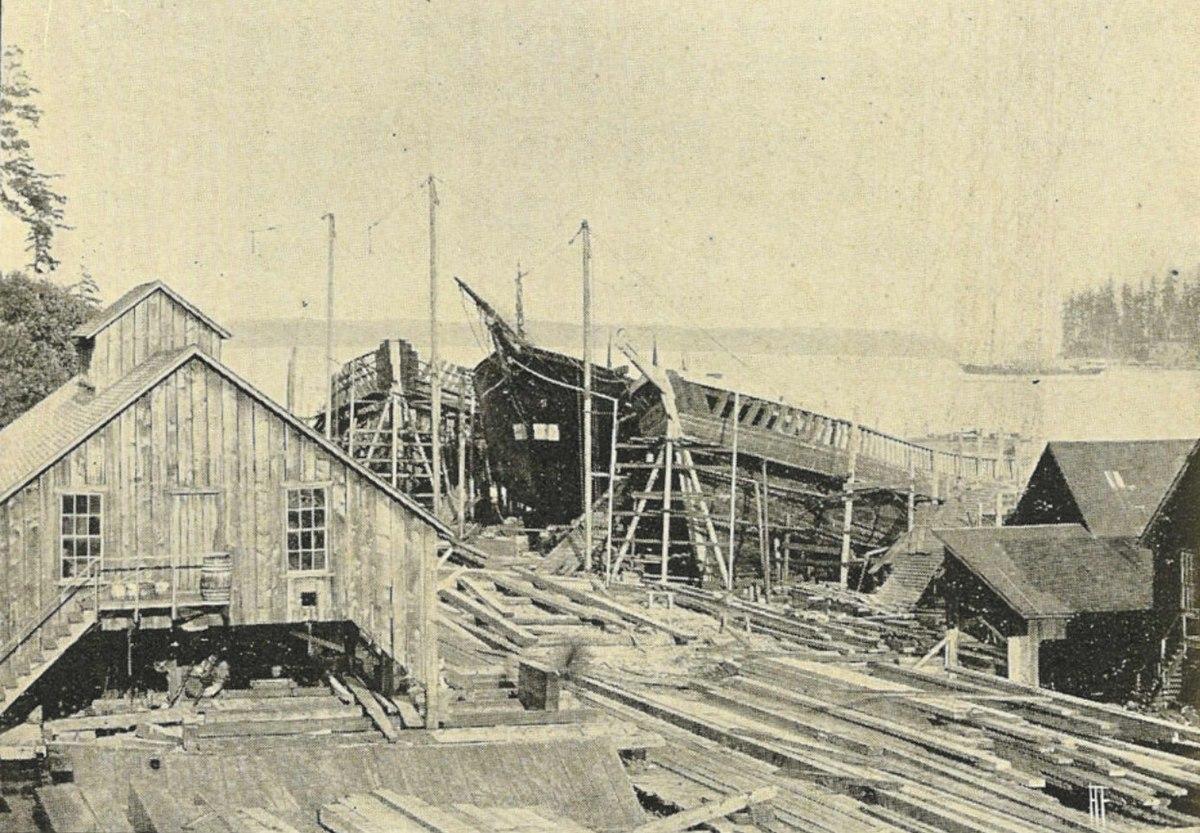 Lumber Yards Vancouver Island