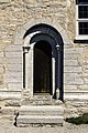 Portal sur do coro da igrexa de Ganthem.jpg