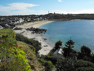 St Marys, Isles of Scilly Human settlement in England