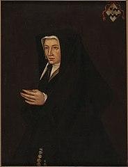 Beatrix van Slingeland (1485-1555). Echtgenote van Cornelis de Witt.
