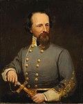 J. Johnston Pettigrew in Confederate uniform