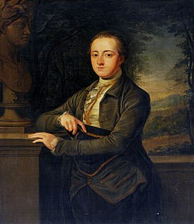 George Cavendish, 1st Earl of Burlington British politician