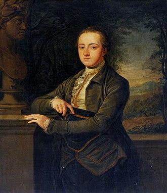 George Cavendish, 1st Earl of Burlington - Lord Cavendish, 1st Earl of Burlington