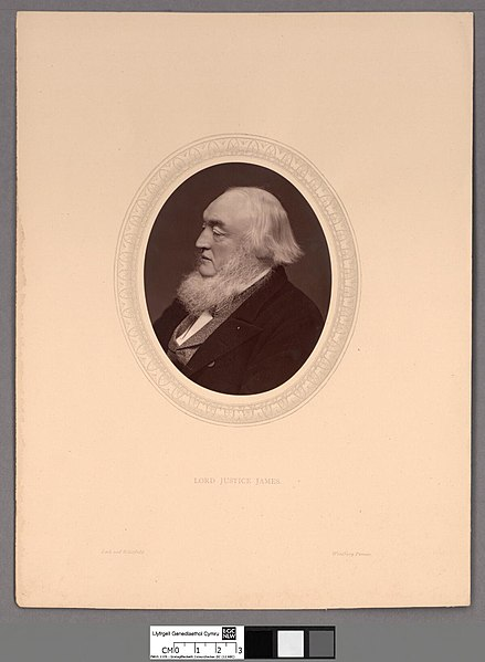 File:Portrait of Lord Justice James (4670941).jpg