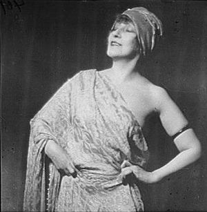 Georgette Leblanc - Georgette Leblanc, 1921