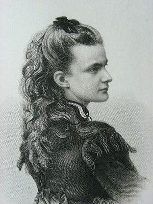 Princess Marie Elisabeth of Saxe-Meiningen
