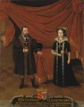 Portraits of Duke Erik I of Brunswick-Calenberg and Duchess Elisabet, Princess of Brandenburg - Nationalmuseum - 15276.tif