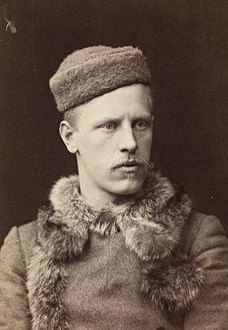 Fridtjof Nansen 1888