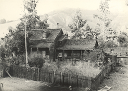 The Post Ranch Inn in 1920