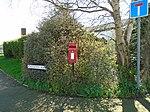 Post box on Curlender Way 2.jpg