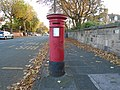 Post box on Warren Drive near Linksway.jpg
