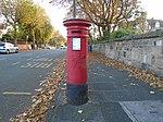 Post box on Warren Drive near Linksway.jpg