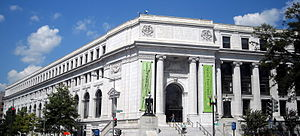 Postal museum - The National Postal Museum at Postal Square Building in Washington, D.C., United States